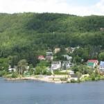 Parc de la Mauricie - Cidade vizinha