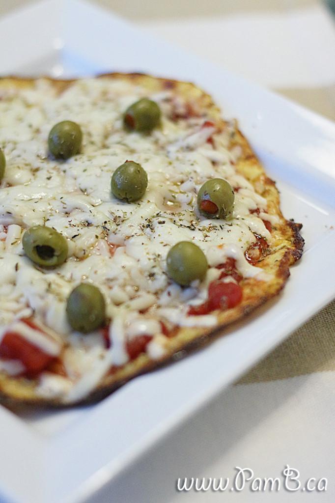 pizza couve-flor 2