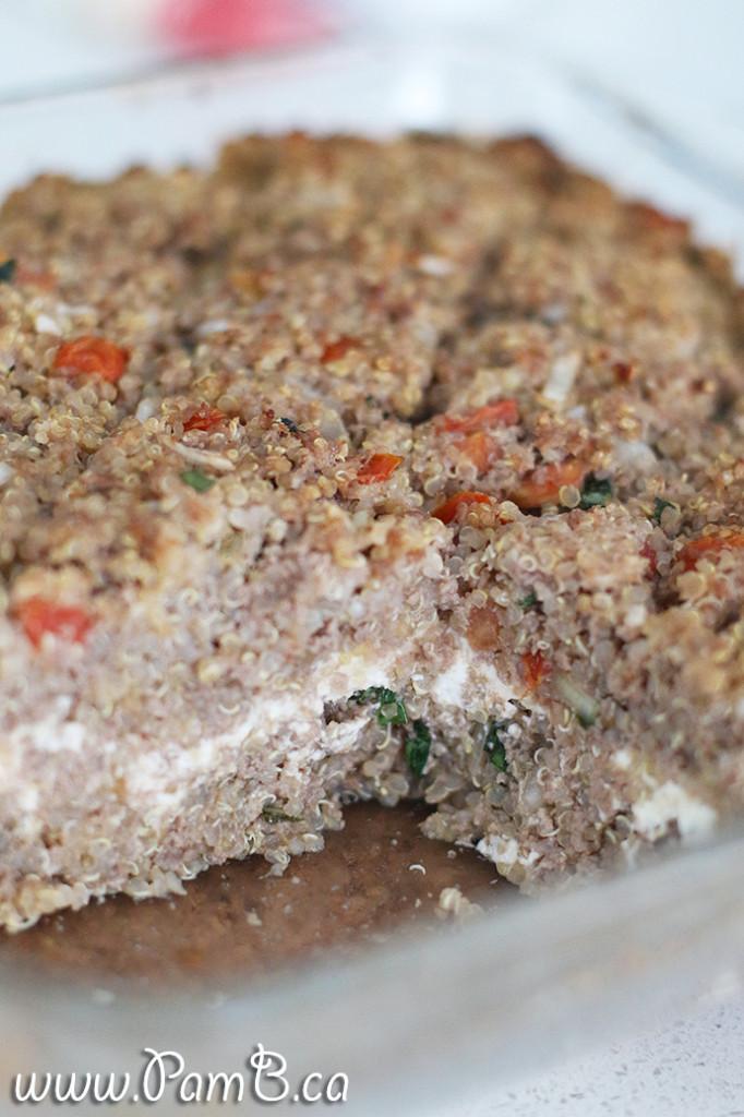 quibe de quinoa e ricotta 2
