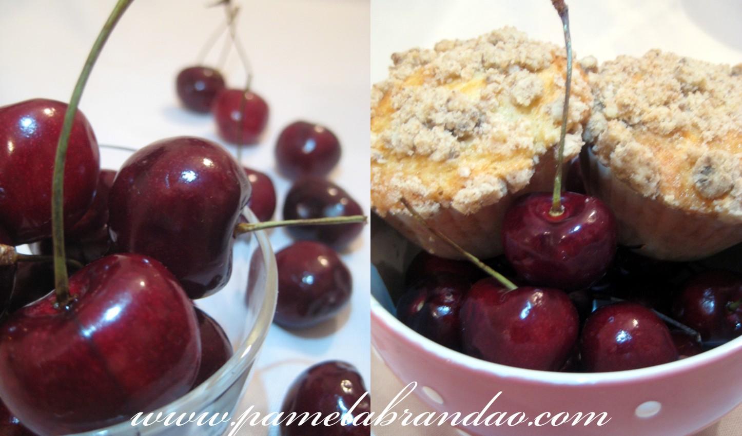 cherry muffin 4